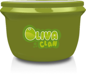 green container oliva clan
